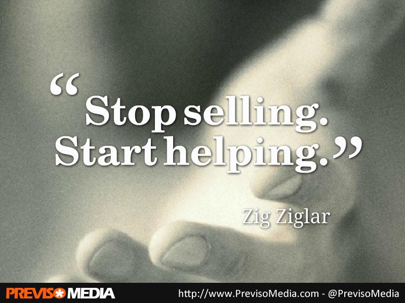 Selling Zig Ziglar Quotes